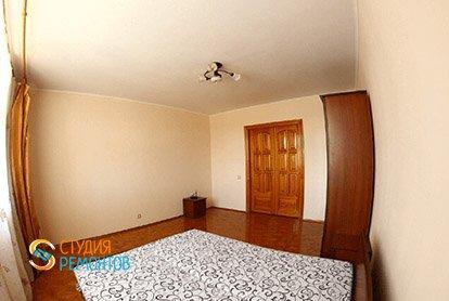 Евроремонт жилой комнаты в 5-комнатной квартире 103 кв.м.