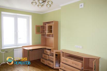 Капитальный ремонт комнаты в двухкомнатной квартире 50 кв.м. фото 1
