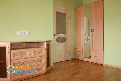 Капитальный ремонт комнаты в двухкомнатной квартире 50 кв.м. фото 2
