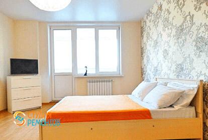 Пример капитального ремонта жилой комнаты в трешке 65 м2
