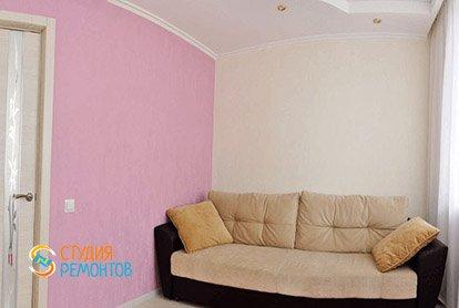 Пример капитального ремонта комнаты в 4-х комнатной квартире 76 кв.м.