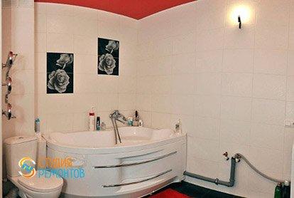 Пример капитального ремонта санузла в 4-х комнатной квартире 76 кв.м.