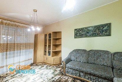 Пример ремонта комнаты в 5-комнатной квартире 110 кв.м.
