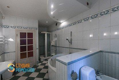 Пример ремонта санузла в 5-комнатной квартире 110 кв.м.