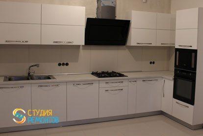 Пример капитального ремонта кухни 14 м2