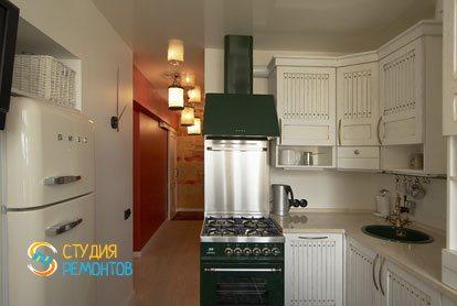 Пример капитального ремонта кухни 8 кв.м.