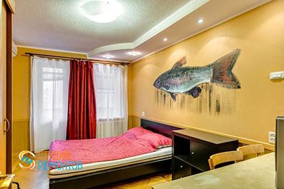 Евроремонт спальни 17 кв.м.