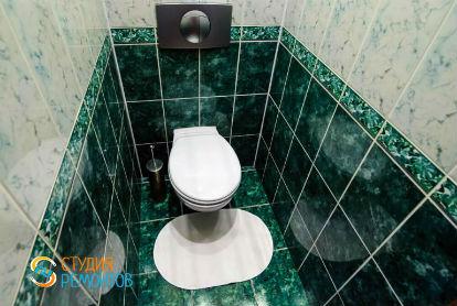 Капитальный ремонт туалета 2,4 кв.м.
