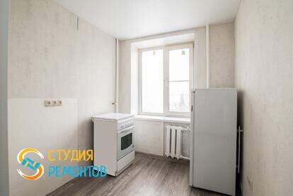 Ремонт кухни под ключ в однокомнатной квартире 42 кв.м.