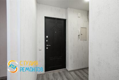 Ремонт прихожей под ключ в однокомнатной квартире 42 кв.м.