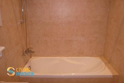 Капитальный ремонт ванной в однокомнатной хрущевке 31 кв.м.