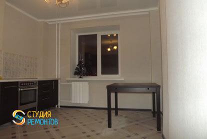 Ремонт кухни в однокомнатной хрущевке 34 кв.м. под ключ