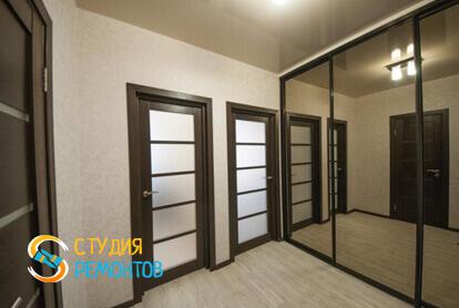 Капитальный ремонт коридора в однокомнатной квартире 35 кв.м.