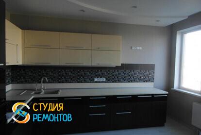 Капитальный ремонт кухни в однокомнатной квартире 43,8 кв.м.