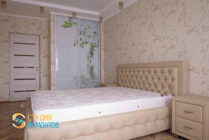 Ремонт комнаты в двухкомнатной квартире 54 кв.м. под ключ