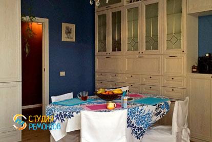 Ремонт кухни в двухкомнатной квартире 61 кв.м. под ключ фото-2