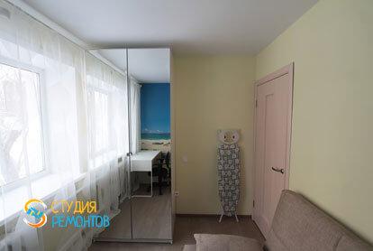 Евроремонт комнаты в двухкомнатной хрущевке 53,5 кв.м. фото-2