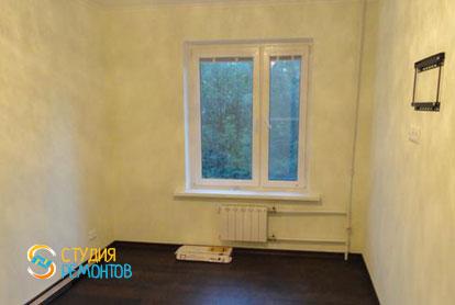 Косметический ремонт комнаты в двухкомнатной хрущевке 53,5 кв.м.