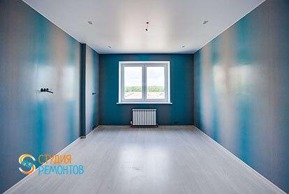 Капитальный ремонт спальни в квартире 71 кв.м.