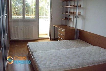 Капитальный ремонт спальни в 3-х комнатной хрущевке 68 кв.м.