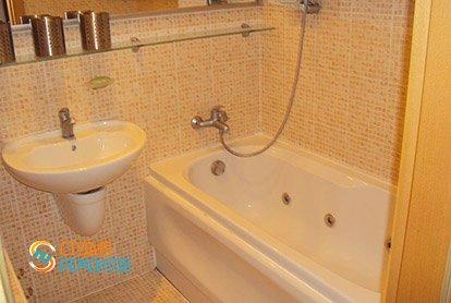 Капитальный ремонт ванной в 3-х комнатной хрущевке 68 кв.м.