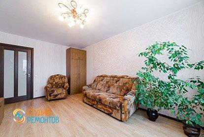 Ремонт комнаты в трехкомнатной квартире-хрущевке 69 м2