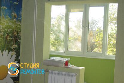 Косметический ремонт детской в трехкомнатной квартире 61,4 кв.м. фото 1