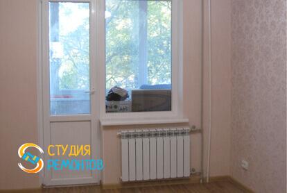Косметический ремонт спальни в трехкомнатной квартире 61,4 кв.м.