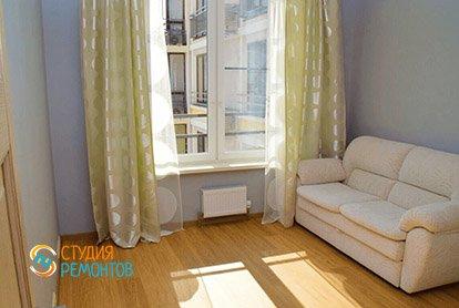 Капремонт комнаты в 4-х комнатной квартире 93 м2 под ключ