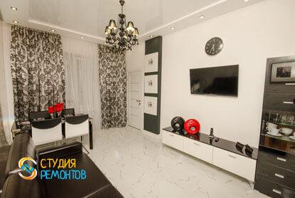 Евроремонт комнаты в 4-х комнатной квартире 87 кв.м.