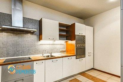 Евроремонт кухни с залом в 5 комнатной квартире 105 кв.м. под ключ, фото-2