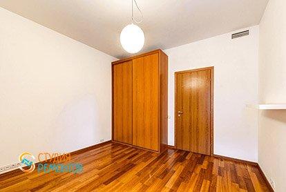 Евроремонт спальни в 5 комнатной квартире 105 кв.м. под ключ