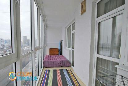 Евроремонт балкона 7,5 кв.м.
