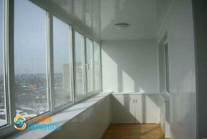 Капитальный ремонт балкона 5 кв.м.