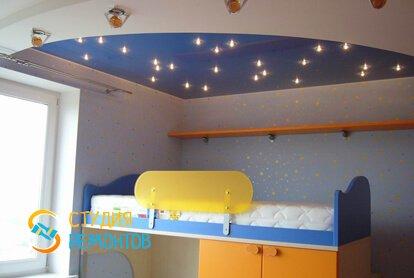 Капитальный ремонт детской комнаты 7 кв.м.