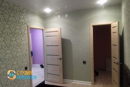 Капитальный ремонт спальни в хрущевке 42 кв.м. фото 1