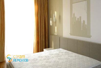 Капитальный ремонт спальни в хрущевке 42 м2 фото 1