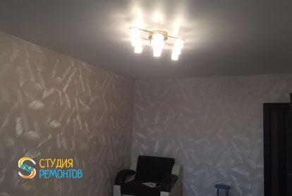 Косметический ремонт комнаты в хрущевке 40 кв.м. фото 1