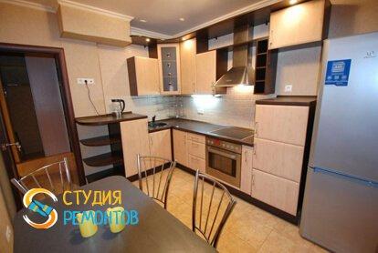 Евроремонт кухонной комнаты 10 кв.м.