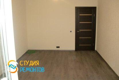 Капитальный ремонт комнаты 10 кв.м.