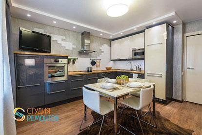 Евроремонт кухни 11 кв.м.
