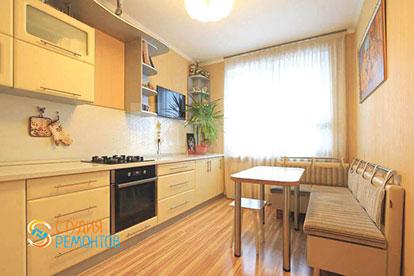Косметический ремонт кухни 11 кв.м.