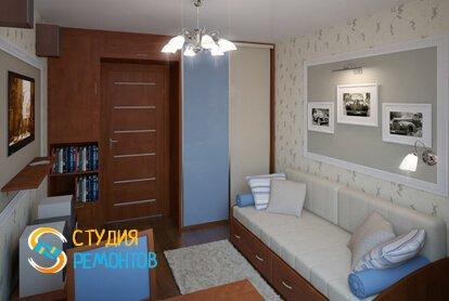 Капремонт комнаты 12 кв.м.
