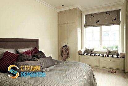 Капитальный ремонт спальной комнаты 12 кв.м.