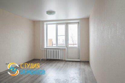 Капитальный ремонт жилой комнаты 12 кв.м. фото-1