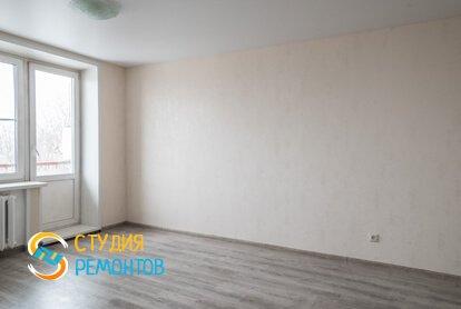 Капитальный ремонт жилой комнаты 12 кв.м. фото-2