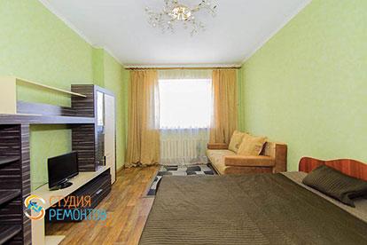 Косметический ремонт жилой комнаты 13 кв.м.