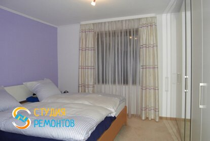 Капитальный ремонт комнаты 15 м2