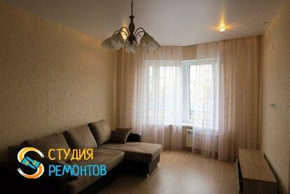 Косметический ремонт гостиной комнаты 15 кв.м.