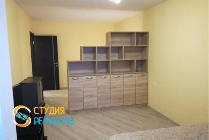 Косметический ремонт жилой комнаты 15 кв.м.